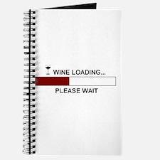 WINE LOADING... Journal