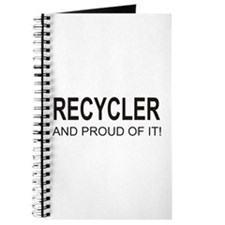The Proud Recycler Journal