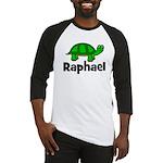 Turtle - Raphael Baseball Jersey