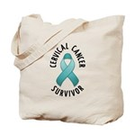 Cervical Cancer Survivor Tote Bag