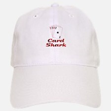 Card Shark Baseball Baseball Cap