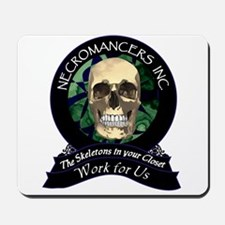 Necromancer's Inc. Mousepad
