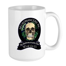 Necromancer's Inc. Mug