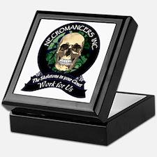 Necromancer's Inc. Keepsake Box