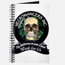 Necromancer's Inc. Journal