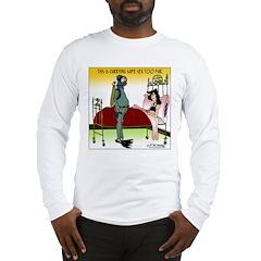 Ultra Safe Sex Long Sleeve T-Shirt