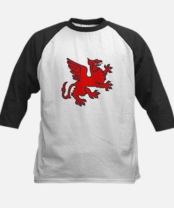 Red Griffin Tee