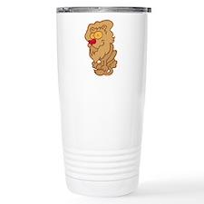 Friendly Lion Travel Mug