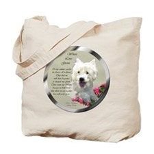 Westie Art Gifts Tote Bag