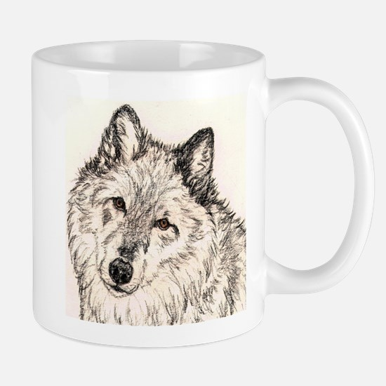 Alpha Female Wolf Mug