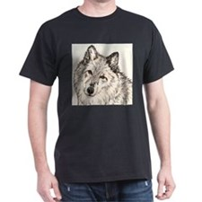Alpha Female Wolf T-Shirt