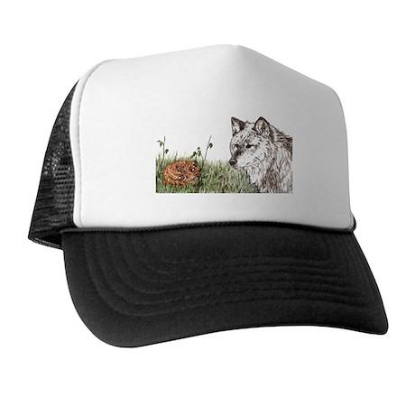 Compassion Trucker Hat