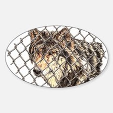 Obstacles Oval Decal