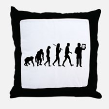 Radiologist Throw Pillow