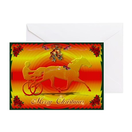 Trotter Merry Christmas Cards (Pk of 10)