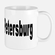 I Love St. Petersburg Mug