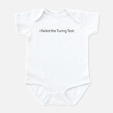 I failed the Turing Test. Infant Bodysuit