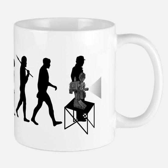 Film Projectionist Mug