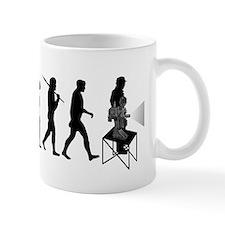 Projectionist film movie theater Mug