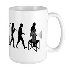 Projectionist film movie theater Mug