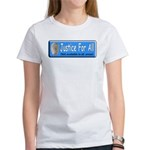Justice Women's T-Shirt