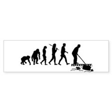 Pool Cleaner Bumper Sticker