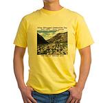 Atlas Shrugged Celebration Day Yellow T-Shirt