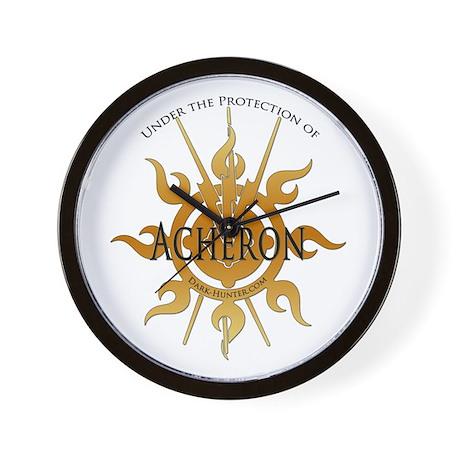 Year of Acheron Wall Clock