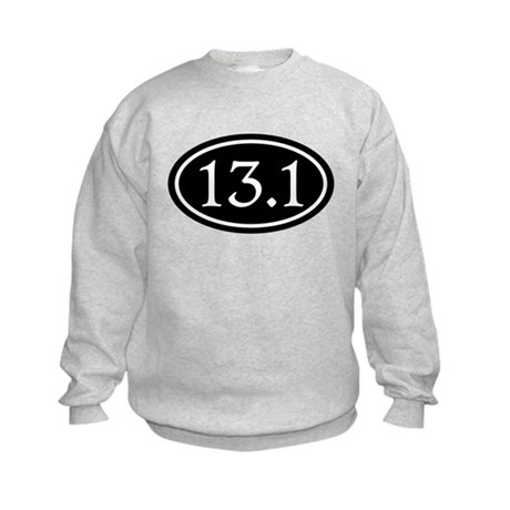 13.1 Half Marathon Kids Sweatshirt