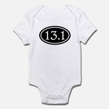 13.1 Half Marathon Infant Bodysuit