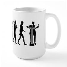 Auctioneer Auction Bidders Mug