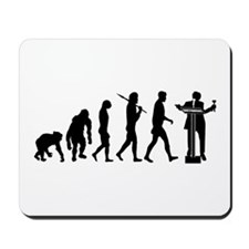 Auctioneer Auction Bidders Mousepad