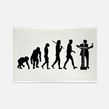 Auctioneer Auction Bidders Rectangle Magnet (100 p