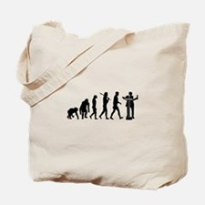 Auctioneer Auction Bidders Tote Bag