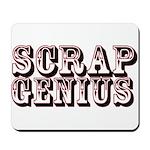 Scrap Genius Mousepad