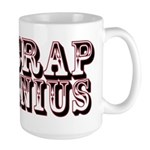 Scrap Genius Large Mug