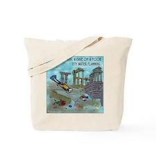 Atlantis Water Planning Tote Bag