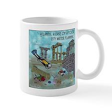 Atlantis Water Planning Small Mug