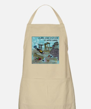 Atlantis Water Planning BBQ Apron
