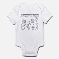 Child Opinions Infant Bodysuit
