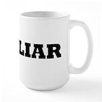 LIAR Large Mug