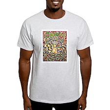 Spanish Serenity Prayer Angel T-Shirt