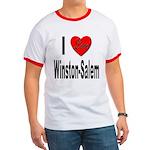 I Love Winston-Salem Ringer T