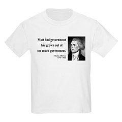Thomas Jefferson 8 T-Shirt