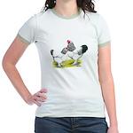 Light Brahma Pair Jr. Ringer T-Shirt