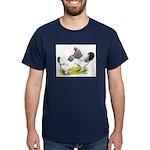Light Brahma Pair Dark T-Shirt