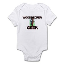 Woodpecker Geek Infant Bodysuit