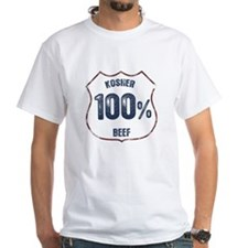 100% Kosher Beef Shirt