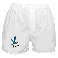 Shalom - Dove Boxer Shorts