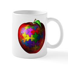 Puzzle Apple Mug